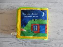 Kikker Max Velthuijs stoffenboek knuffelboek Slaap Lekker Kikker
