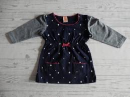 Kledingpakket Meisje Frendz Prenatal grijs roze blauw maat 62-68