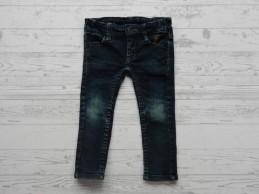 Imps & Elfs jeans spijkerbroek slim fit dark stone blue maat 86