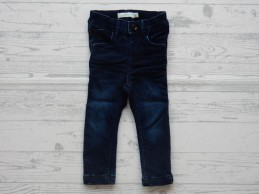 Name it jeans Polly Carlia dark blue denim slim