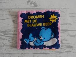 Nestle knisperboekje Dromen met de blauwe Beer