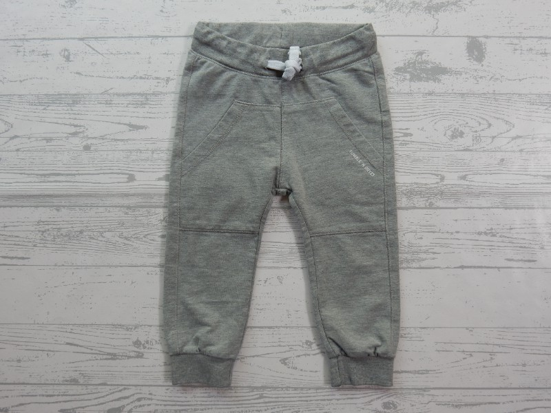 6ea8071533fb9a Tumble 'n Dry sweatpants broek light grey grijs maat 86