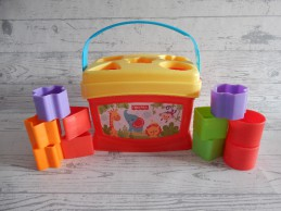 Fisher Price vormenstoof...
