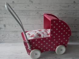 Prenatal poppenwagen hout...