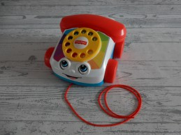 Fisher Price speelgoed...