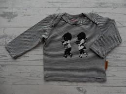 Hema newborn shirtje zwart...
