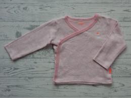 Hema newborn shirt overslag...