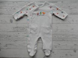 Prenatal newborn jumpsuit...