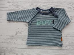 Bess jongens shirt blauw...