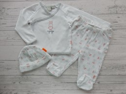 Nijntje newborn set shirt...