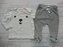 Hema newborn set shirt...