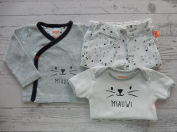 Hema baby newborn set wit...