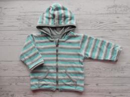 Prenatal vest jas blauw...