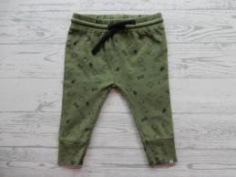 Z8 newborn broek kaki groen...