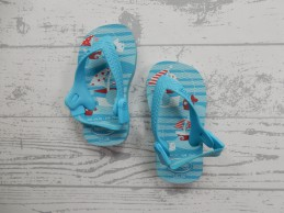Havaianas baby slippers...