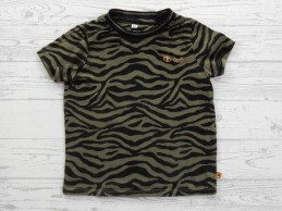 WE fashion t-shirt zwart...