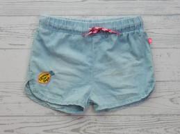 Short spijker korte broek...
