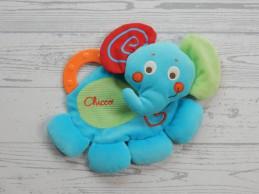 Chicco knuffeldoek blauw...