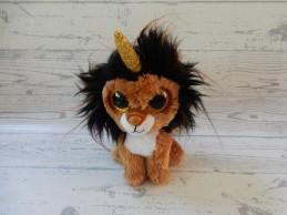Ty Beanie Boo knuffel leeuw...