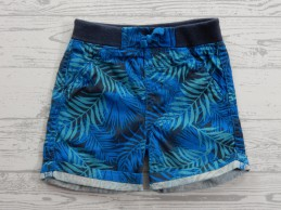 Small Wonders short blauw...