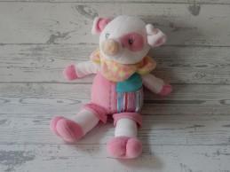 Tiamo knuffel velours roze...