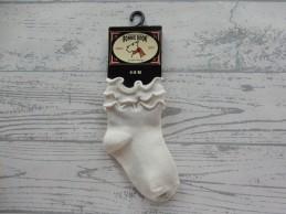 Bonnie Doon Frou Frou sock...