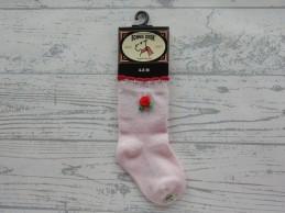Bonnie Doon Lace Cuff sock...