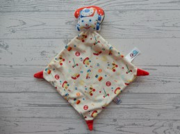 Fisher Price knuffeldoek...