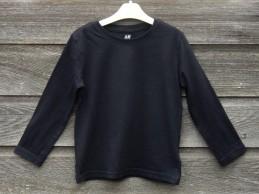 H&M basic kinder shirt...