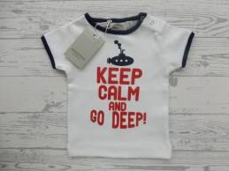 Zero2three t-shirt wit...