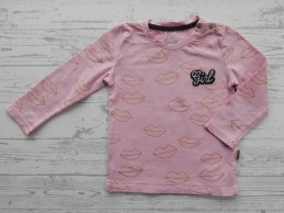 Vingino longsleeve roze hot...