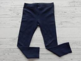 Legging donkerblauw maat 98