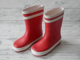 Kinder regenlaarzen rood...