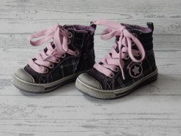 Bobbi-Shoes sneakers lila...