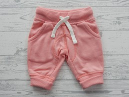 Hema baby sweatbroek roze...