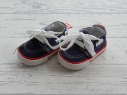 H&M babyschoentjes canvas...