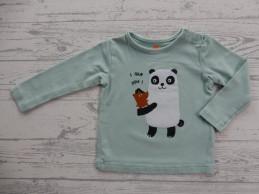 Hema newborn shirt mint...
