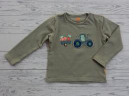 Hema newborn shirt groen...
