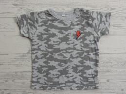 T-shirt grijs mêlee...