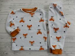 Hema baby pyjama velours...