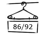 Jongens Rompers maat 86-92