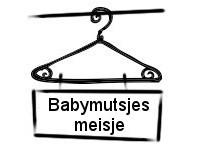 Babymutsjes Meisje