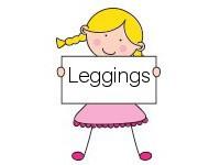 Meisjes Leggings