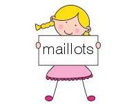 Meisjes Maillots