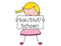 Meisjes Sok/Slof/Schoen