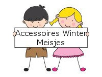 Accessoires Winter Meisjes