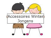 Accessoires Winter Jongens
