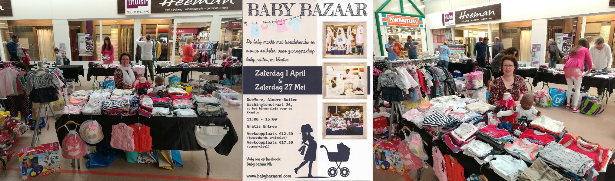 Baby Bazaar 1 april 2017