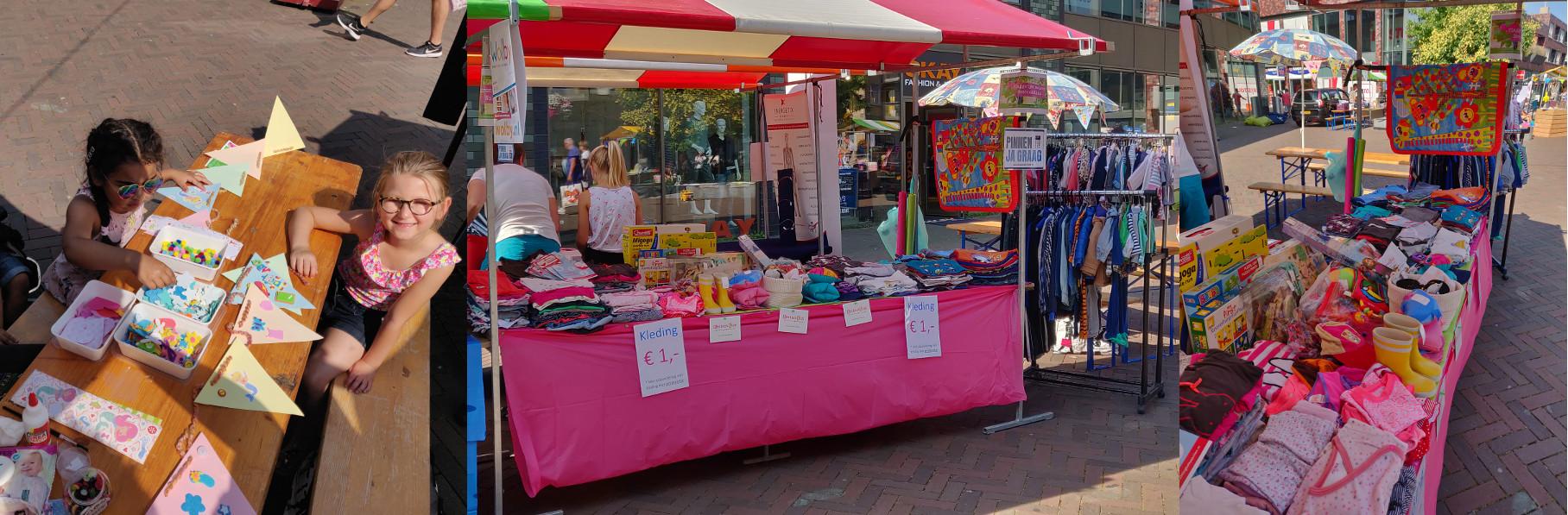 Kidsproof Kinderfeest Almere Buiten augustus 2019